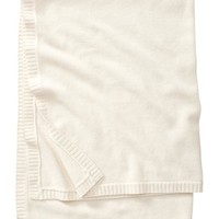 Gap Favorite Cashmere Blanket Size One Size - Ivory frost