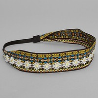 Women's Embroidered Headband