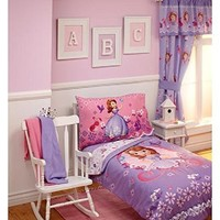 Baby, Childrens, Toddler 4 Piece Bedding Set (sophia)
