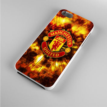 Manchester United FC Logo Iphone 5s Case