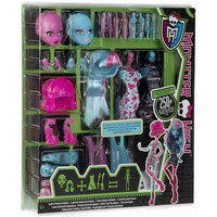 Monster High Create A Monster [Ice and Blob Girls]