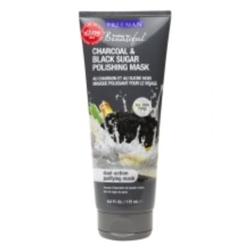 Freeman Feeling Beautiful Polishing Mask Charcoal & Black Sugar | Walgreens