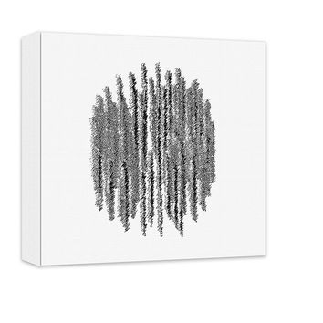 Frequency Abstract Canvas Wall Art