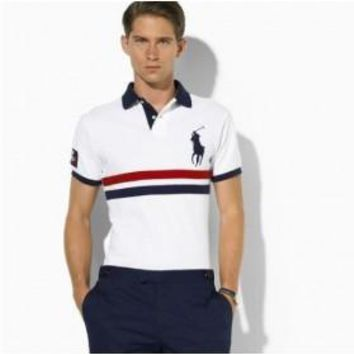 Beauty Ticks Ralph Lauren Bedding Men Stripe Polo Mrlstp059