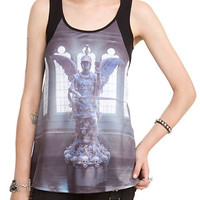 The Mortal Instruments: City Of Bones By Tripp Raziel Tank Top Pre-Order | Hot Topic