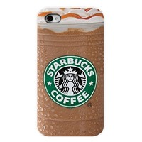 Season.C Starbucks Ice Coffee iPhone 5C iPhone Cases Cover