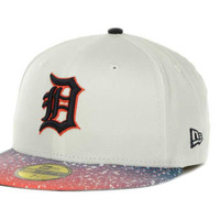 Detroit Tigers MLB Splatted Fitted 59FIFTY Cap