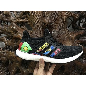 Adidas Ultra Boost 3.0 ¡Á Bape Women Men Running Shoes 43dfd8a9c