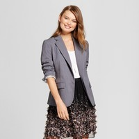 Women's Bi-Stretch Twill Blazer - A New Day™