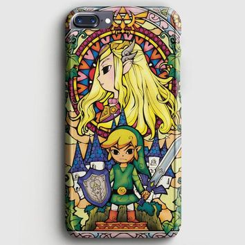 Legend Of Zelda Quote iPhone 7 Plus Case
