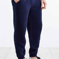 Lifetime Collective Blundetto Sweater Pant- Navy
