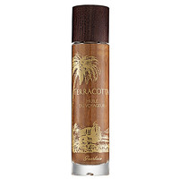 Guerlain Terracotta Huile De Voyageur Nourishing Dry Oil Illuminating Tan Intensifier SPF 8 (3.4 oz)