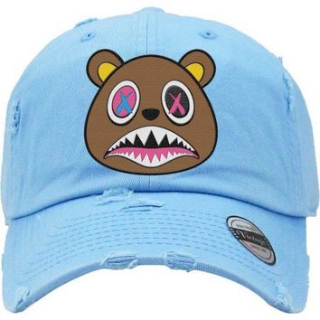 Crazy Baws Carolina UNC Dad Hat