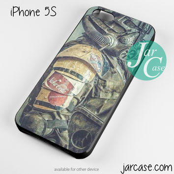 Fallout 4 Robot 2 Phone case for iPhone 4/4s/5/5c/5s/6/6 plus