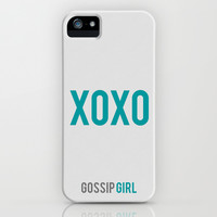 Gossip Girl - Minimalist iPhone & iPod Case by Marisa Passos