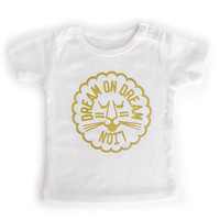 DREAM ON DREAM LION TEE