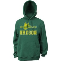 Soffe Oregon Ducks Men's Hooded Sweatshirt