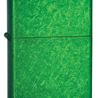 Green Meadow Zippo Lighter
