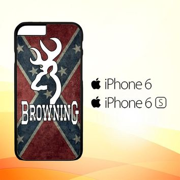 Browning Camo R0192 iPhone 6|6S Case