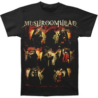Mushroomhead Men's  Silent Hill T-shirt Black