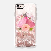 Ela iPhone 7 Capa by Li Zamperini Art | Casetify