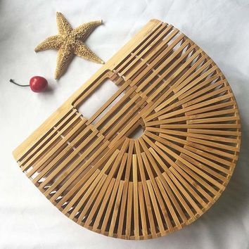 Bamboo Moon Purse