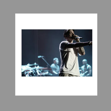 Eminem | Rapture Tour | Melbourne | Print | Mounted