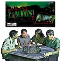 Zombie Board Game the Walking Dead Living Undead Evil