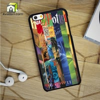 Harry Potter Cover Books iPhone 6 case by Avallen