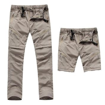 Convertible Pants - Women's