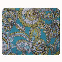 Best Fashion Paisley Vera Bradley Rectangular Rubber Gaming Mouse Pad Rectangle Non-Slip Gaming Mouse Pads