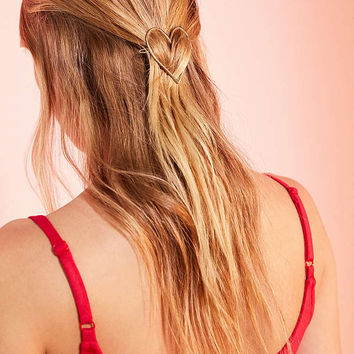 Love Hair Pin | Urban Outfitters