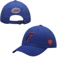 NCAA Florida Gators Top of the World Flair Womens Adjustable Blue Hat