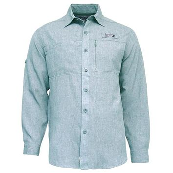 Men's Cape Florida L/S Vented Fishing Shirt