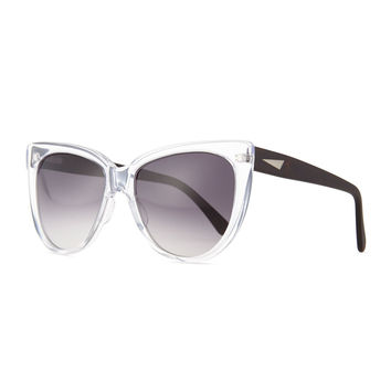 Moscow Cat-Eye Sunglasses - Prism