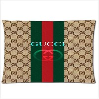"Hot New gucci logo two side picture size 18'' x 26'' and 20"" x 36"" and SQUARE"