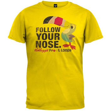 Froot Loops - Follow Your Nose Soft T-Shirt