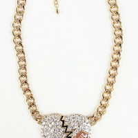 Wounded Expression Necklace