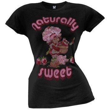 ESBGQ9 Strawberry Shortcake - Naturally Sweet Juniors T-Shirt