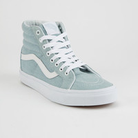 VANS Sk8-Hi Reissue Denim Womens Shoes