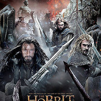 The Hobbit  Movie Poster  V5 24 x 36