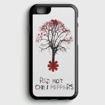 Tree Of Red Hot Chili Peppers iPhone 6 Plus/6S Plus Case