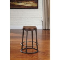Signature Design by Ashley Bar and Game Room Stool (2/CN) D548-324