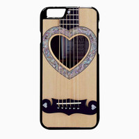 Guitar Love Design fa829a71-3378-4f98-8f61-689d9fe3c478 For iPhone 6 Plus Case *NS*