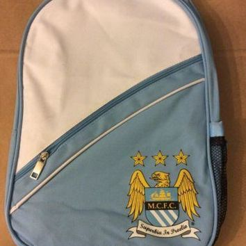Manchester City FC Official Backpack FS