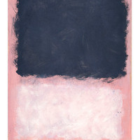 McGaw Graphics Untitled, 1967 by Mark Rothko (Poster)