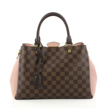 Cloth handbag LOUIS VUITTON Multicolour
