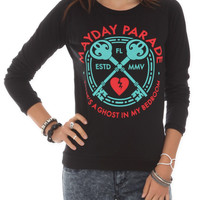 Mayday Parade Ghost Girls Pullover Top | Hot Topic