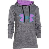 Academy - Under Armour® Women's Big Logo Appliqué Twist Hoodie
