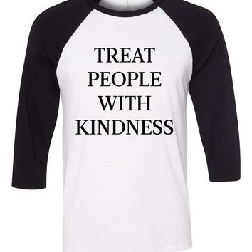 Harry Styles - Treat People With Kindness Baseball Tee